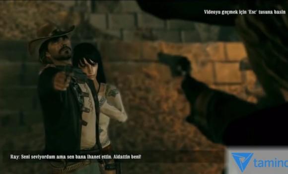 Call Of Juarez 2 Bound in Blood Türkçe Yama Ekran Görüntüleri - 1