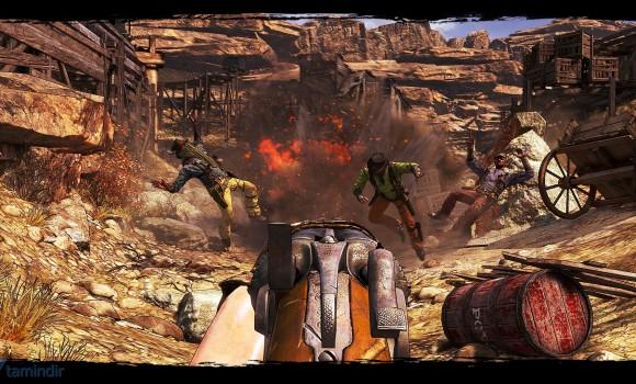 Call of Juarez Gunslinger Ekran Görüntüleri - 1