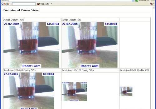 CamUniversal Ekran Görüntüleri - 1