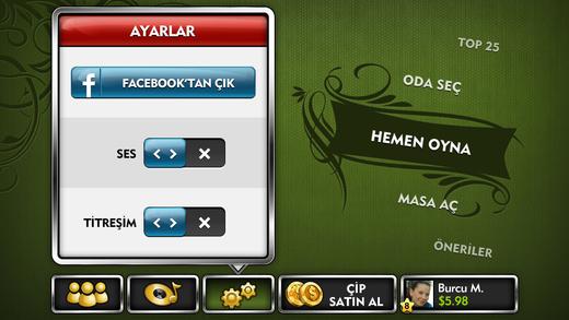 Çanak Okey Plus Ekran Görüntüleri - 2