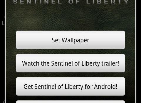 Captain America Live Wallpaper Ekran Görüntüleri - 2