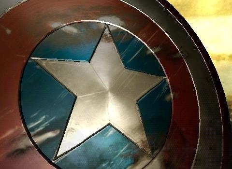 Captain America Live Wallpaper Ekran Görüntüleri - 1