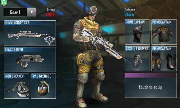 Captain Strike: Reloaded Ekran Görüntüleri - 1