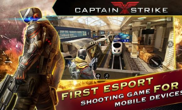 Captain Strike: Reloaded Ekran Görüntüleri - 9