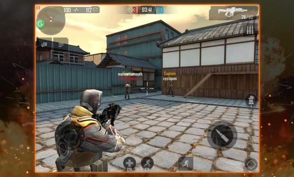 Captain Strike: Reloaded Ekran Görüntüleri - 7