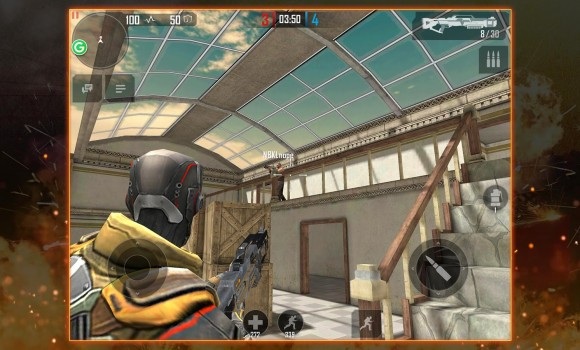 Captain Strike: Reloaded Ekran Görüntüleri - 6