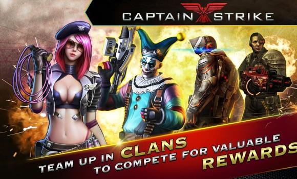 Captain Strike: Reloaded Ekran Görüntüleri - 5