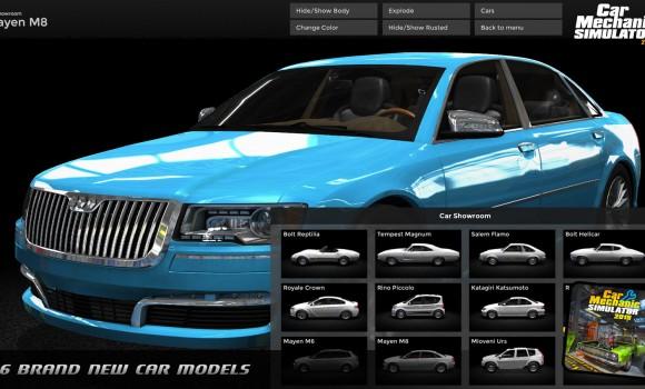 Car Mechanic Simulator 2015 Ekran Görüntüleri - 5