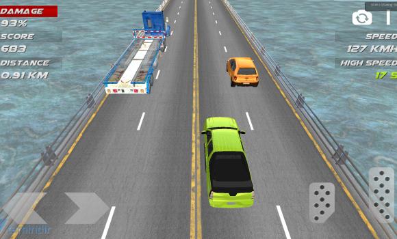 Car Overtaking Ekran Görüntüleri - 4