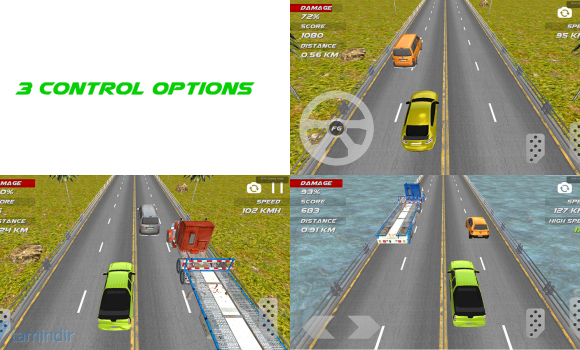 Car Overtaking Ekran Görüntüleri - 1