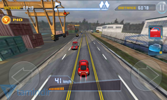 Car Rivals: Real Racing Ekran Görüntüleri - 2