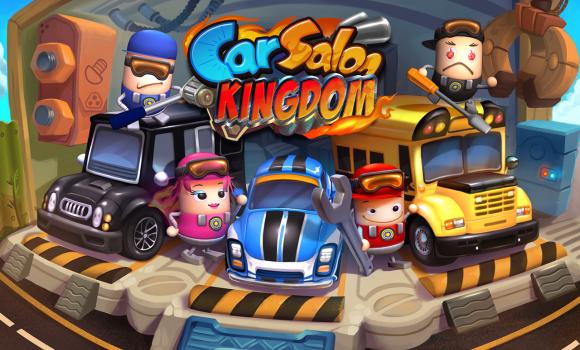 Car Salon Kingdom Ekran Görüntüleri - 5