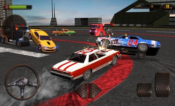 Car Wars 3D: Demolition Mania Ekran Görüntüleri - 5