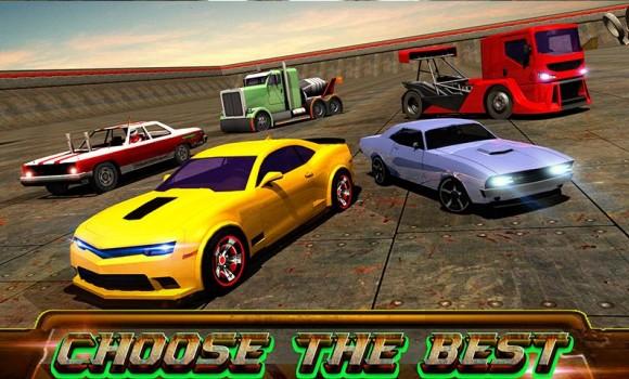 Car Wars 3D: Demolition Mania Ekran Görüntüleri - 3
