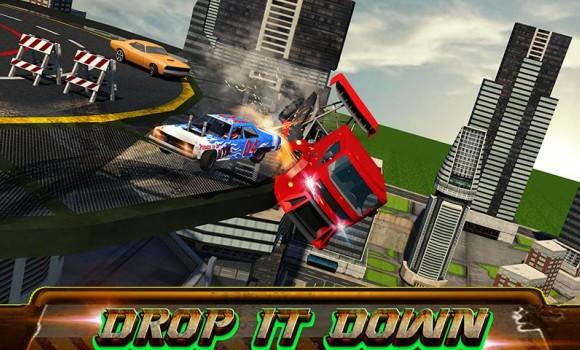 Car Wars 3D: Demolition Mania Ekran Görüntüleri - 1