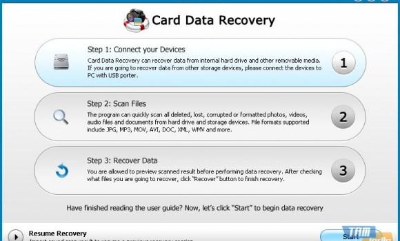 Card Data Recovery Ekran Görüntüleri - 6