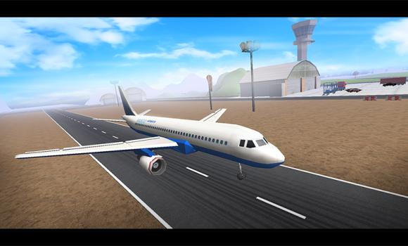 Cargo Plane Car Transporter 3D Ekran Görüntüleri - 4