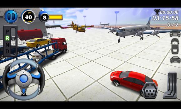 Cargo Plane Car Transporter 3D Ekran Görüntüleri - 2