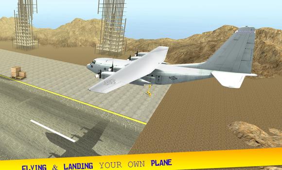 Cargo Plane City Airport Ekran Görüntüleri - 6