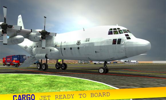 Cargo Plane City Airport Ekran Görüntüleri - 5