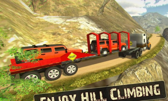 Cargo Truck Extreme Hill Drive Ekran Görüntüleri - 6