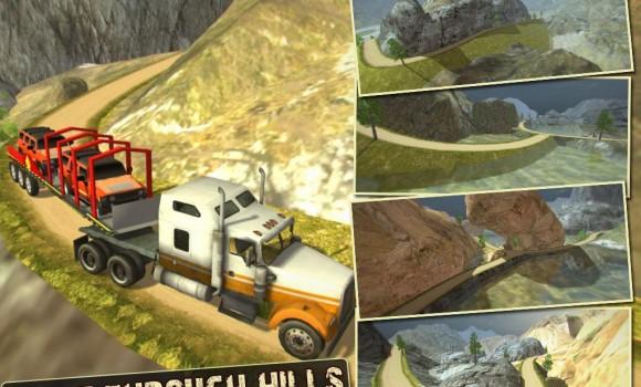 Cargo Truck Extreme Hill Drive Ekran Görüntüleri - 5