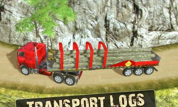 Cargo Truck Extreme Hill Drive Ekran Görüntüleri - 4