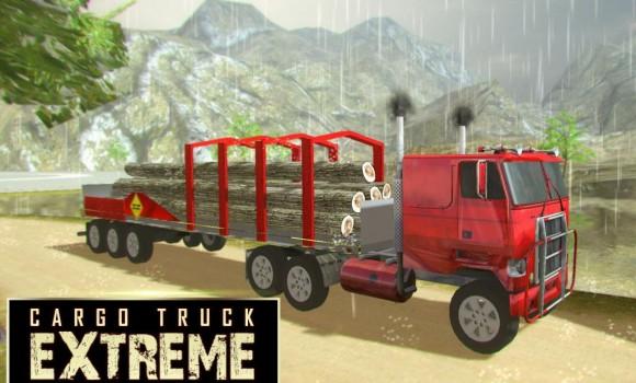 Cargo Truck Extreme Hill Drive Ekran Görüntüleri - 3