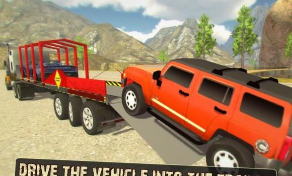 Cargo Truck Extreme Hill Drive Ekran Görüntüleri - 2