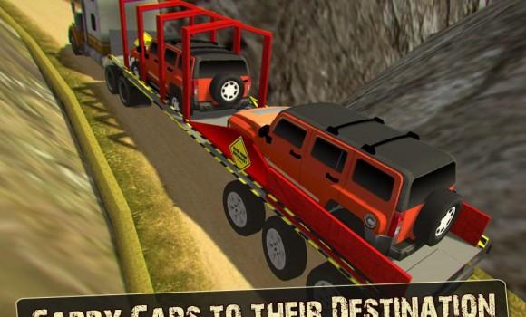 Cargo Truck Extreme Hill Drive Ekran Görüntüleri - 1