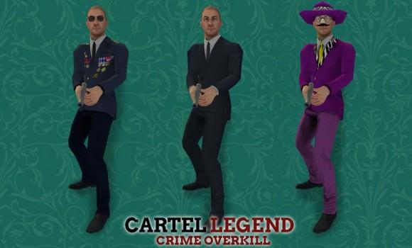 Cartel Legend: Crime Overkill Ekran Görüntüleri - 4