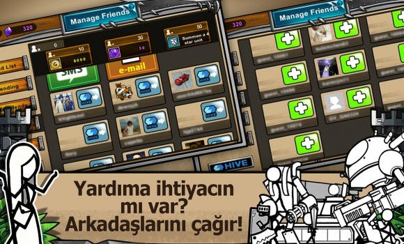 Cartoon Wars 3 Ekran Görüntüleri - 3