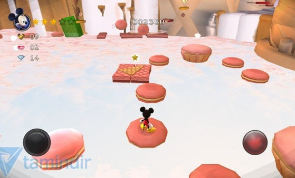 Castle of Illusion Starring Mickey Mouse Ekran Görüntüleri - 4