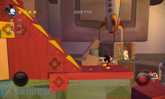 Castle of Illusion Starring Mickey Mouse Ekran Görüntüleri - 2