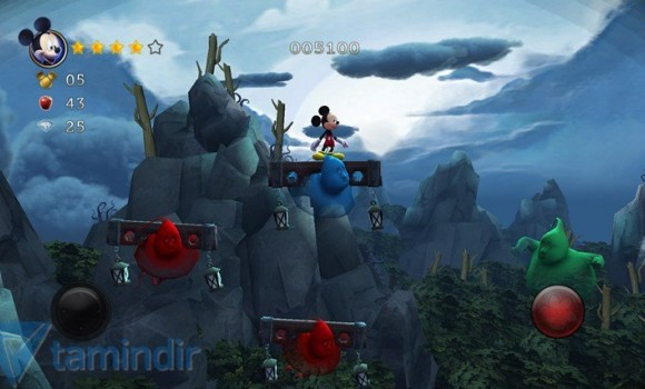 Castle of Illusion Starring Mickey Mouse Ekran Görüntüleri - 1