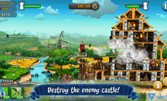 CastleStorm Ekran Görüntüleri - 1
