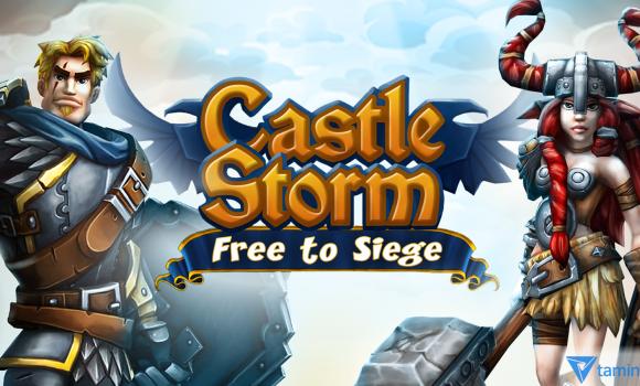 CastleStorm Ekran Görüntüleri - 6