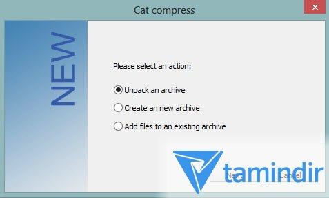 Cat Compress Ekran Görüntüleri - 1