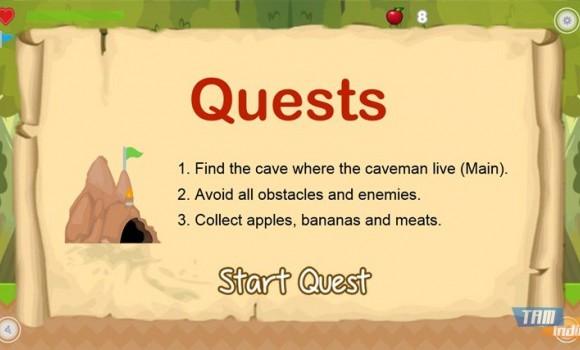 Caveman Adventure Ekran Görüntüleri - 2