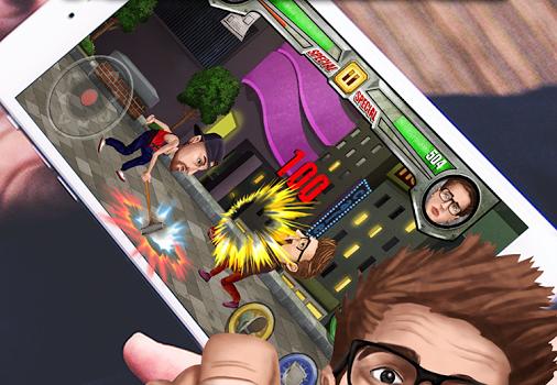 Celebrity Street Fight Ekran Görüntüleri - 3