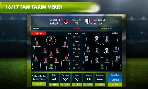 Championship Manager 17 Ekran Görüntüleri - 3