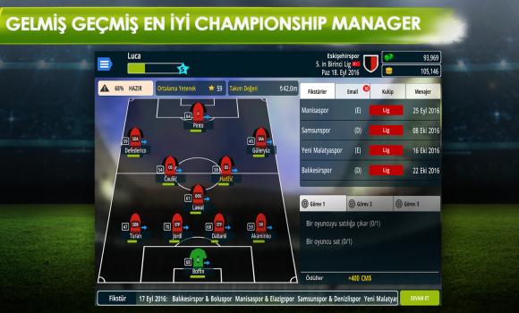 Championship Manager 17 Ekran Görüntüleri - 4