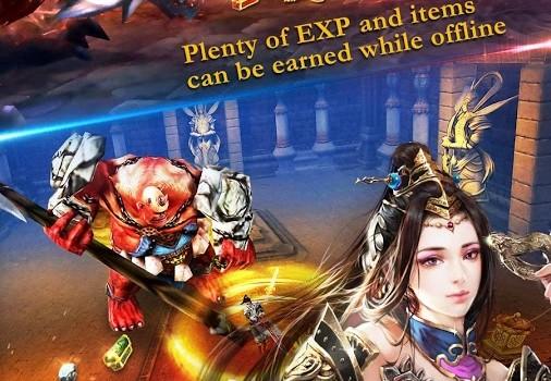 Chaos Legends Ekran Görüntüleri - 3
