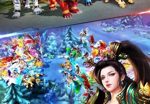 Chaos Legends Ekran Görüntüleri - 2