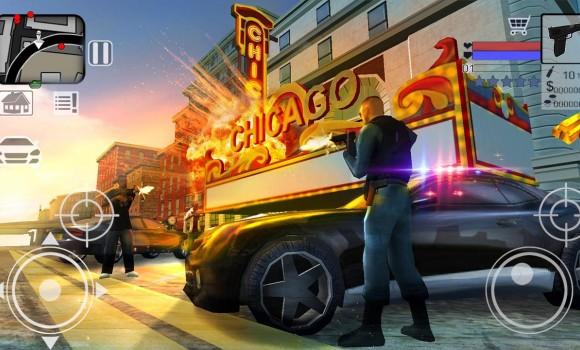 Chicago City Police Story 3D Ekran Görüntüleri - 2