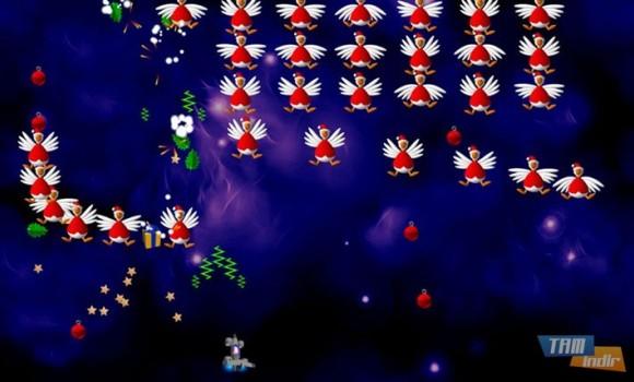 Chicken Invaders 2 Xmas Ekran Görüntüleri - 5