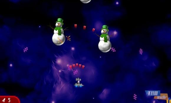 Chicken Invaders 2 Xmas Ekran Görüntüleri - 4