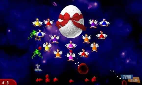 Chicken Invaders 2 Xmas Ekran Görüntüleri - 2