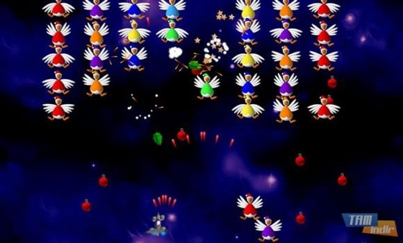 Chicken Invaders 2 Xmas Ekran Görüntüleri - 1
