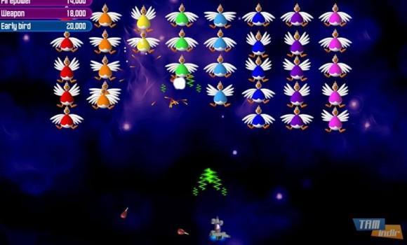 Chicken Invaders 2 Ekran Görüntüleri - 5